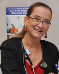 related physician Lisë Satterfield