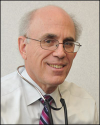 related physician Ronald Sher